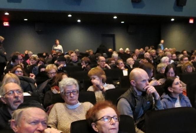 """Berin Calling"" screening, Hartford Jewish Fim Festival 2015"